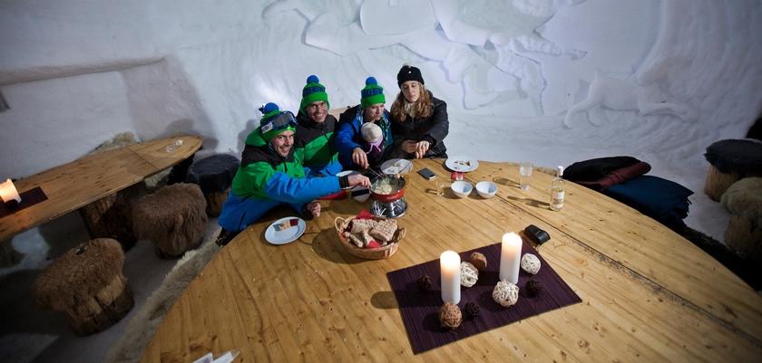 Fondue inside Davos village Iglu.jpg